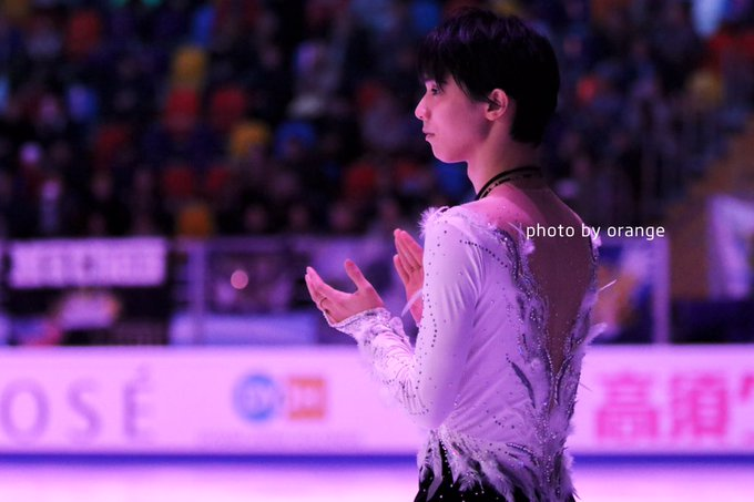 Yuzuru hanyu Happy birthday