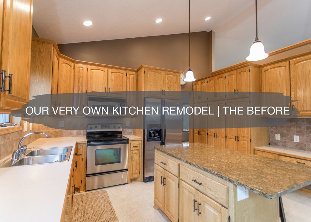 Our kitchen remodel is underway! And we're sharing with you the entire process. From selections to tutorials to budget.   Did you catch the before?   https://t.co/YJQOlLj7zG https://t.co/CqgtPdjXR8