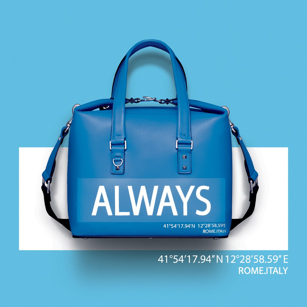 Put an #AlwaysAnywhen fresh spin on a classic #totebag. Check https://t.co/DgW1rOI9nk for more color combinations. https://t.co/e3quSY0vJo