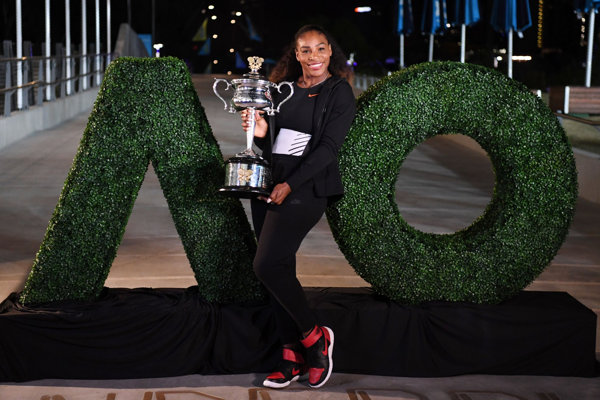 .@serenawilliams is ON the entry list for the @AustralianOpen--> https://t.co/EM98PAHYkt https://t.co/KDFpkbODSO