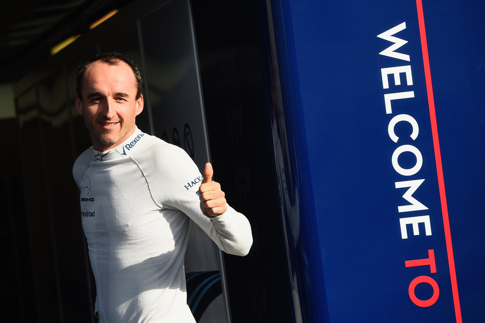 Happy Birthday, Robert Kubica   Could he be on the grid again in 2018?