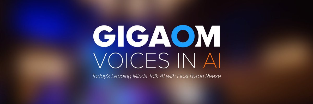test Twitter Media - RT @VoicesinAI: New #artificialintelligence podcast @VoicesinAI from @Gigaom features top minds in #AI https://t.co/xTgBuBvRJv https://t.co/bKeOliXi5r