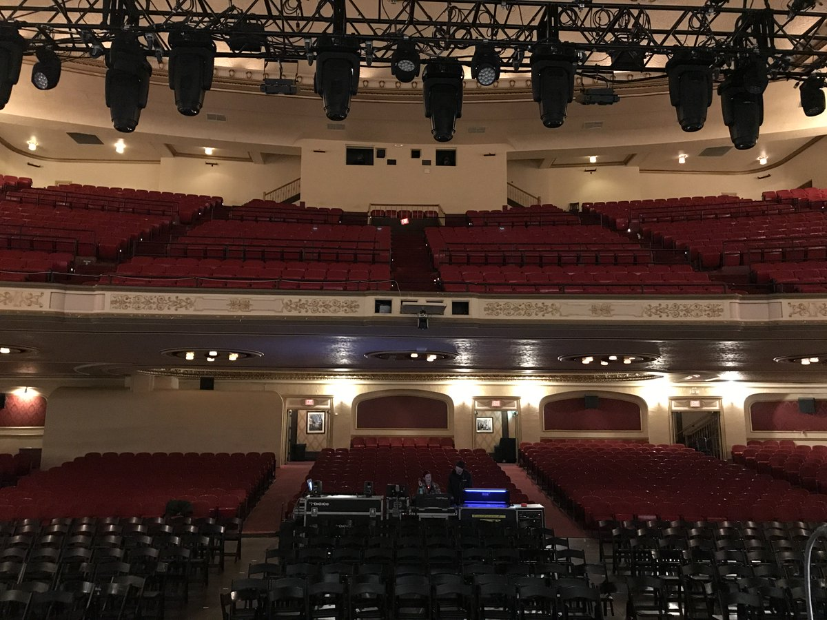 MADISON! We're playing at the Orpheum Theatre tonight and we'll see you there! https://t.co/gDH7l75EXa