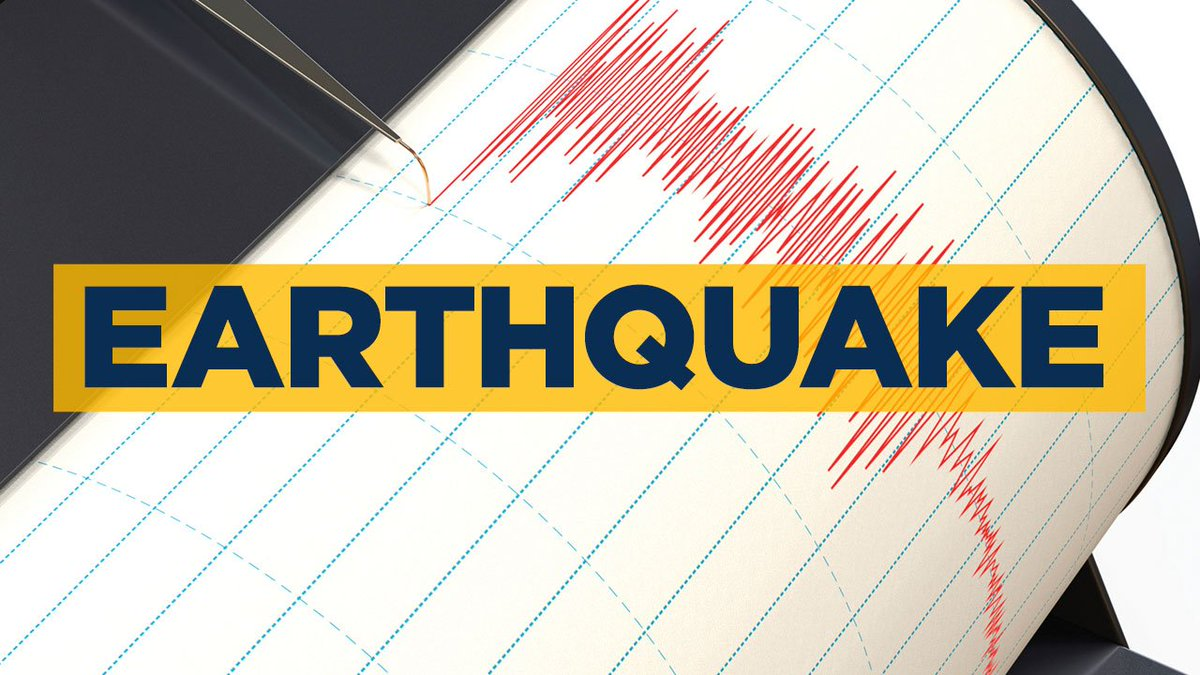 EARTHQUAKE  Preliminary magnit earthquake san diego