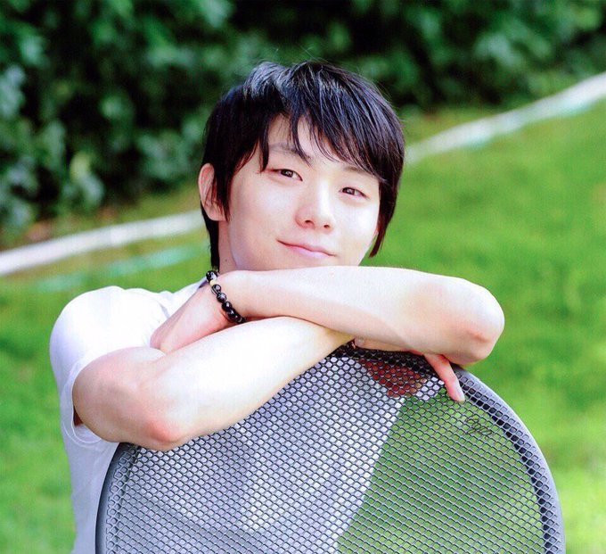 Happy birthday, Yuzuru Hanyu!