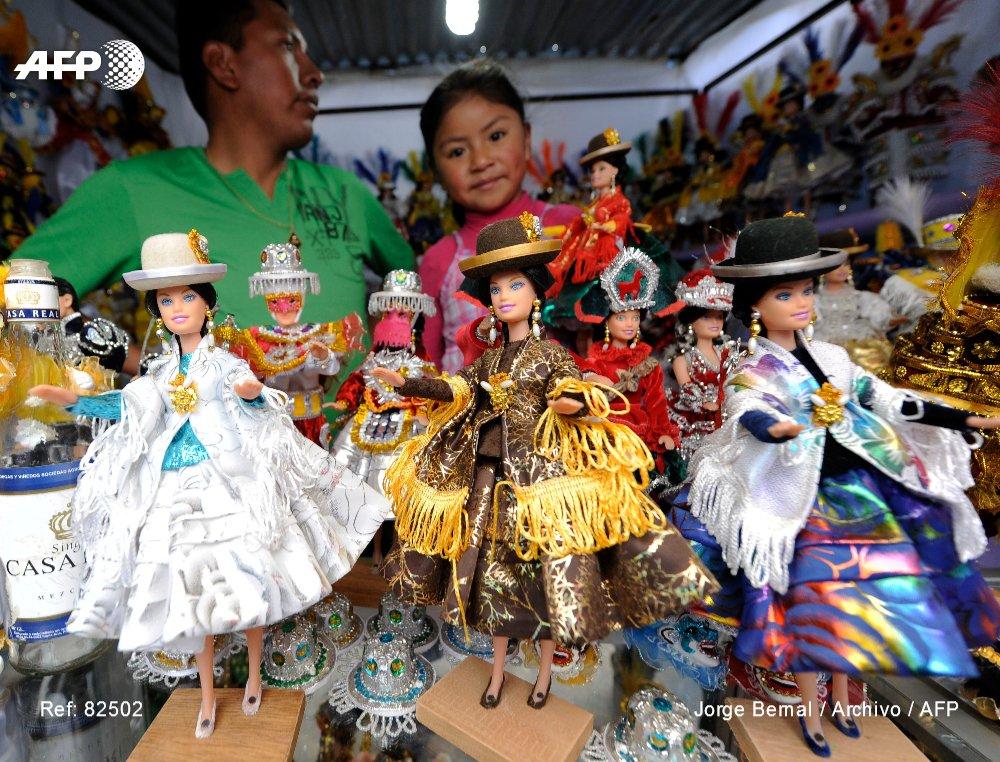 La Feria de Alasita en Bolivia, Patrimonio Inmaterial de la Humanidad