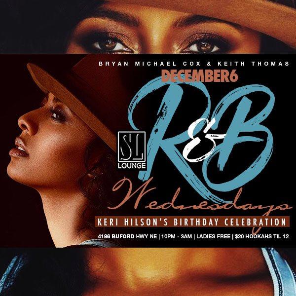 ATL tonight!!! Celebrating my bday the R&B way!!! 🎉 #realmusic #realfun l4XGTqWmbC
