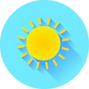 Sunny, but cooler temps for your Wednesday