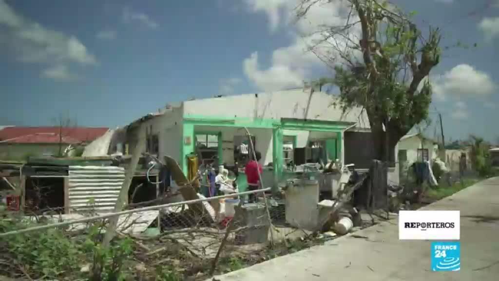 Barbuda, isla fantasma desde el huracán Irma - France 24