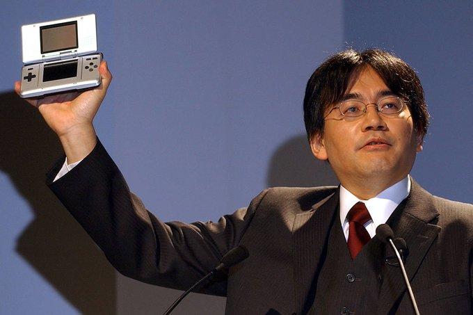Happy birthday to Satoru Iwata. may his legacy never be forgotten