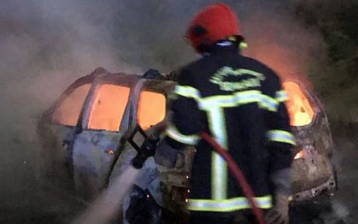 New Caledonia fire services slams destruction of vehicle