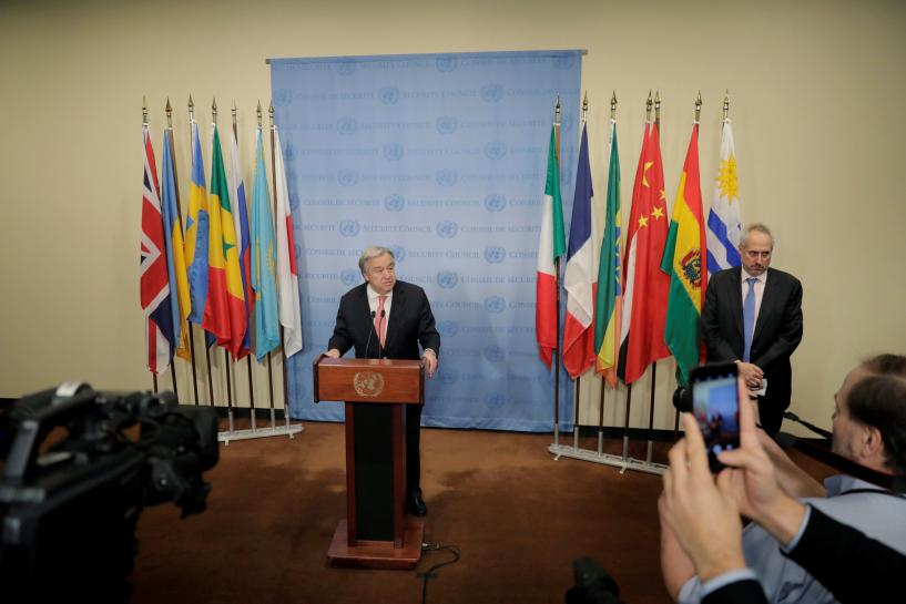 U.N. Security Council to meet Friday on Jerusalem: diplomats