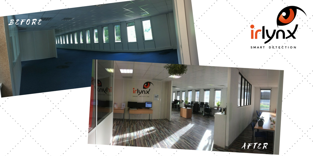 test Twitter Media - Very happy of our new offices at Meylan.  See how it looks before and after we did some refreshing works :😀  #newoffice #hq #Frenchalps https://t.co/tZw0VUxi8H