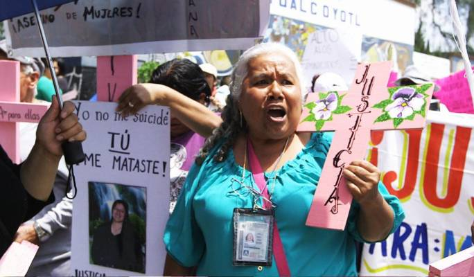 Murders of women in Mexico increase as drug war intensifies