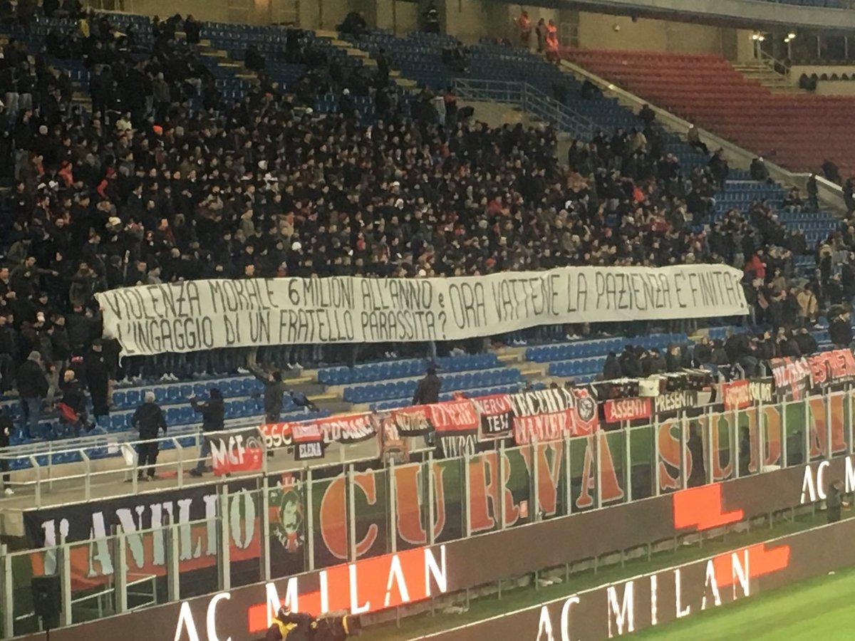 #MilanVerona