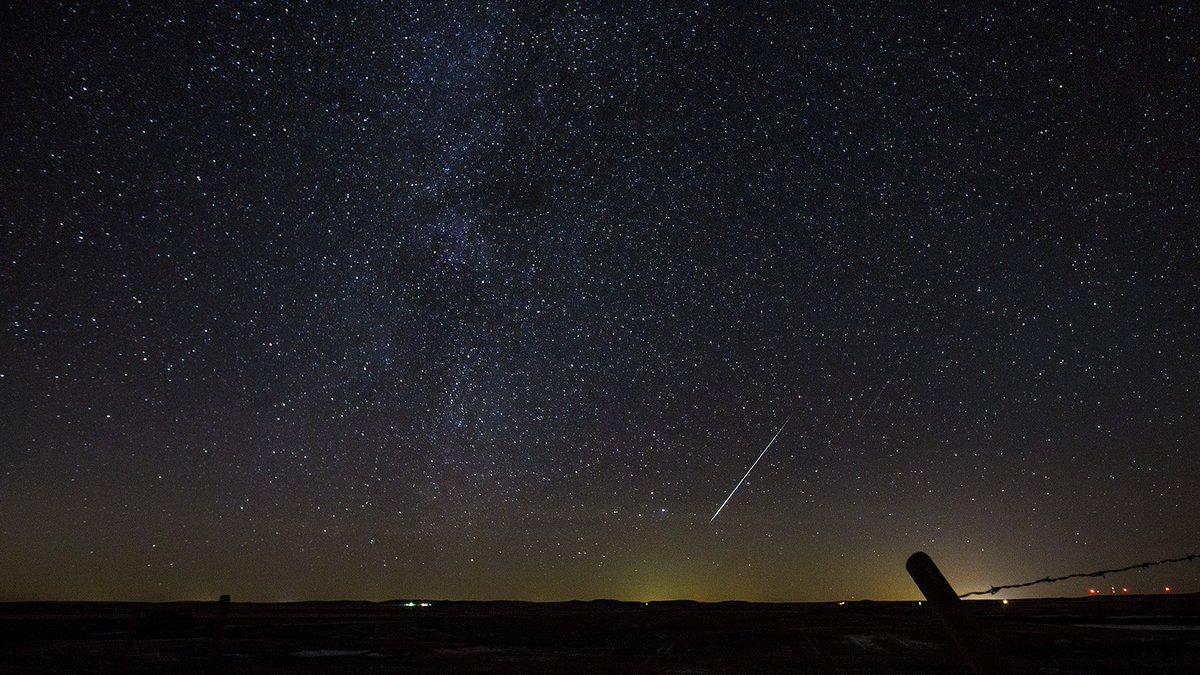 #Geminidmeteorshower