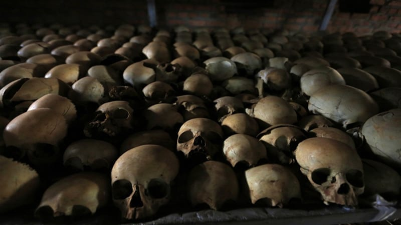 France 'complicit' in 1994 Rwandan genocide, says new report