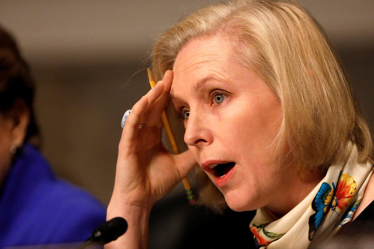 Did Trump sexually harass Senator Kirsten Gillibrand?