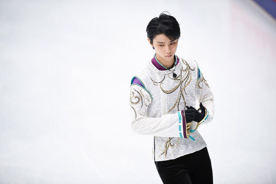 Happy Birthday to Yuzuru Hanyu Hanyu