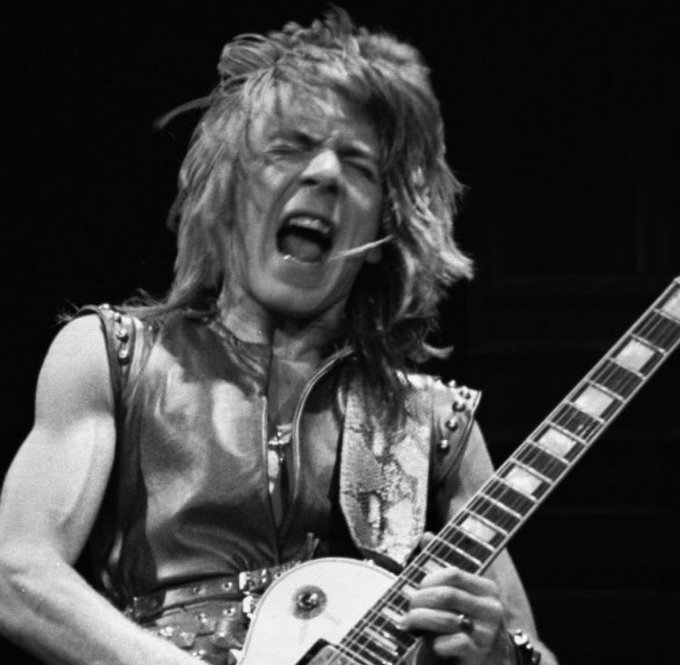 Happy Birthday to the late guitar legend Randy Rhoads