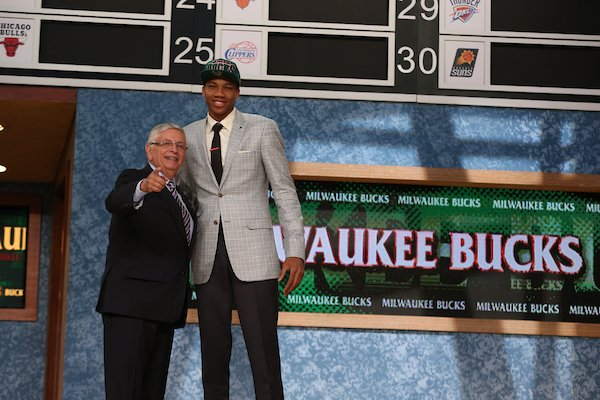 GALLERY: Happy birthday Giannis Antetokounmpo!