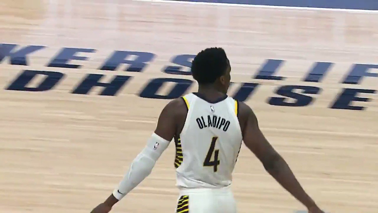 Oladipo for the win!  @Pacers storm back from a 17 point deficit and beat the @ChicagoBulls at home, 98-96. https://t.co/Z9coJKbwRm