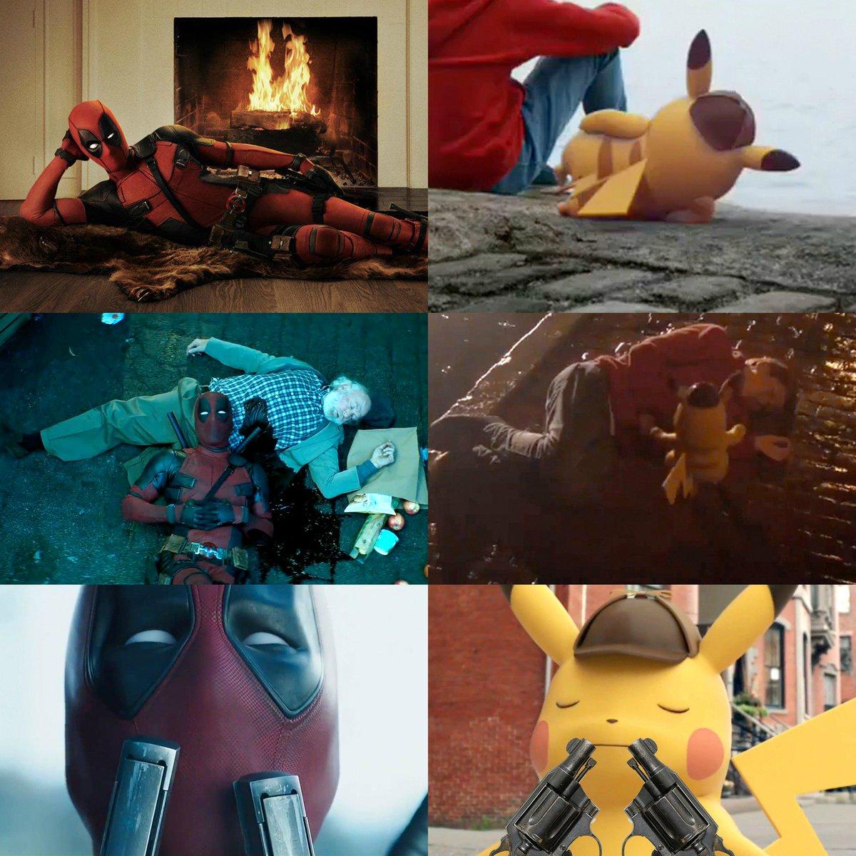 RottenTomatoes detective pikachu