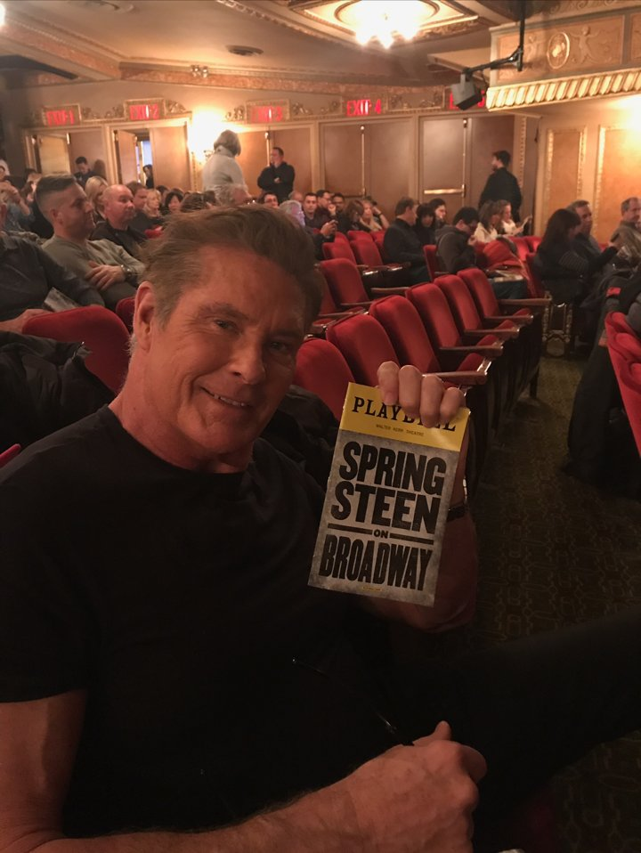 Springsteen on Broadway!! @springsteen #SpringsteenBroadway https://t.co/S7g40YT2fm