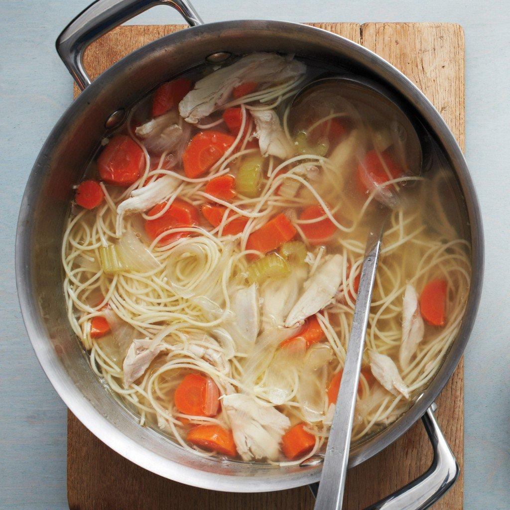 One-Pot Classic Chicken Noodle Soup https://t.co/VJ6SQcSbvS https://t.co/pmcrevOFP7