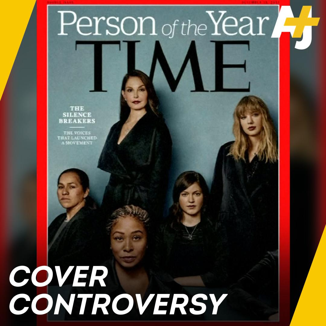 This is who was left out of th time person of the year