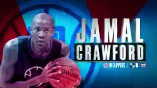 The @LAClippers pay tribute to Jamal Crawford in his return to L.A.! #ThisIsWhyWePlay  ��: ESPN https://t.co/sxeWV5DjZb