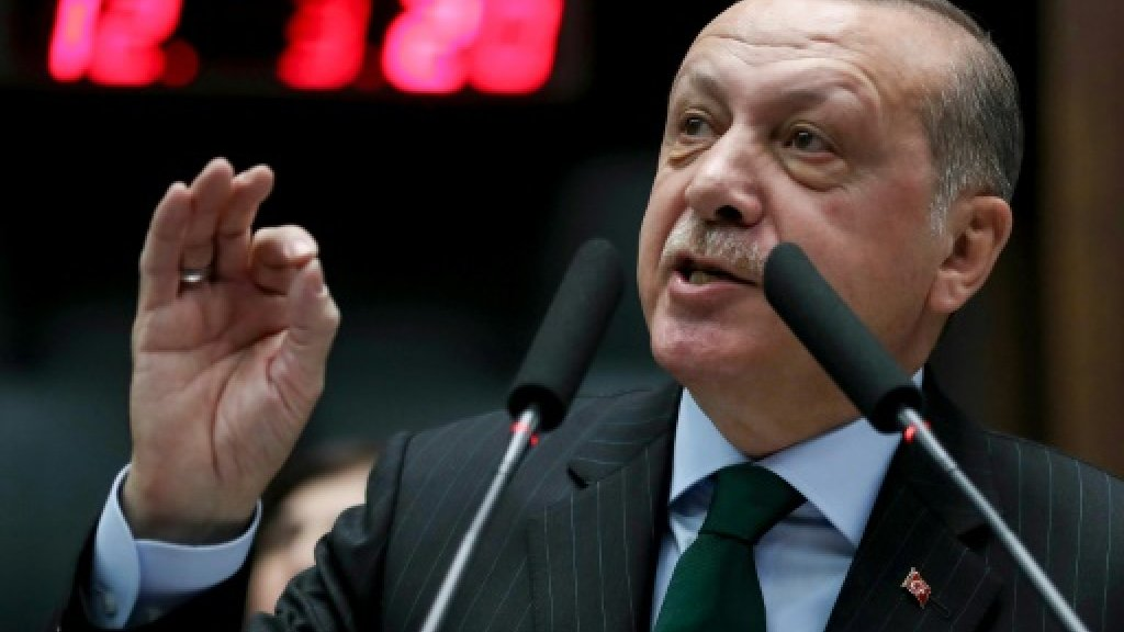 Erdogan revives territorial disputes ahead of Greece visit