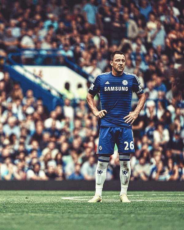 Happy birthday to John Terry. Games: 817  Goals: 74 Trophies: 17  Captain. Leader. Legend.