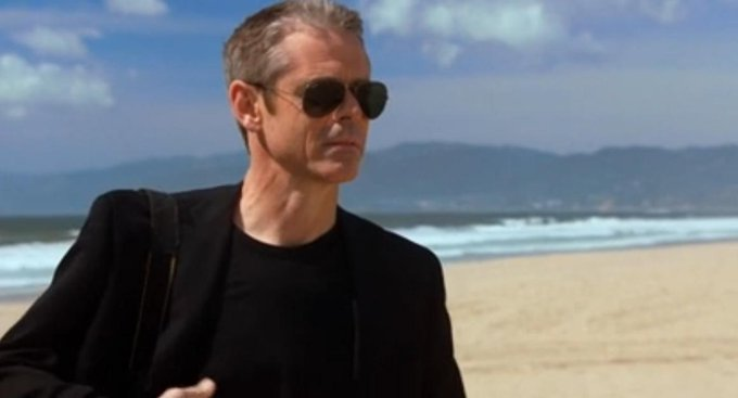Happy Birthday to C Thomas Howell who played The Gentleman in  Torchwood -Escape to L.A.