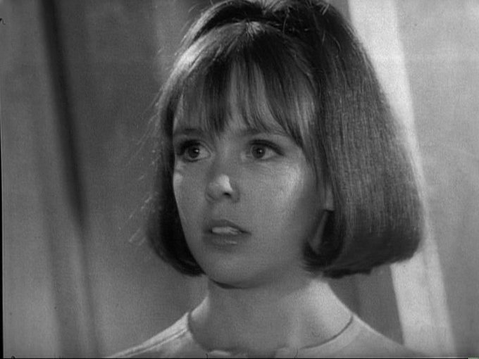 Happy Birthday to Wendy Padbury who played 2nd Doctor companion Zoe in Doctor Who.