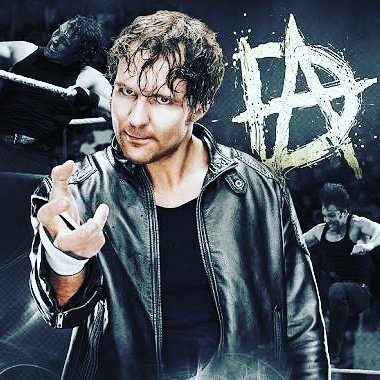 happy birthday dean Ambrose the shield player with Roman and Seth Rollins