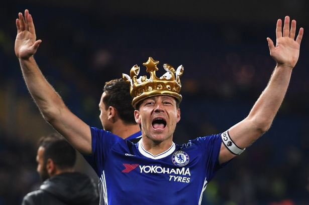 Happy birthday John Terry Captain.Leader.Legend