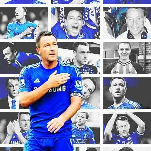 Happy birthday captain, leader, legend John Terry 26.