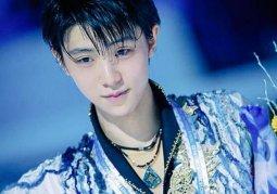 Happy birthday to YUZURU HANYU !!!!!!! thank to you, I know how fabulous skating is...