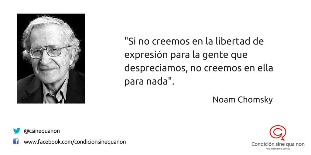 RT @RaulCSQN: Bon dia!! #lacafeterafelizdianoamchomsky https://t.co/mlIVQFiK7K