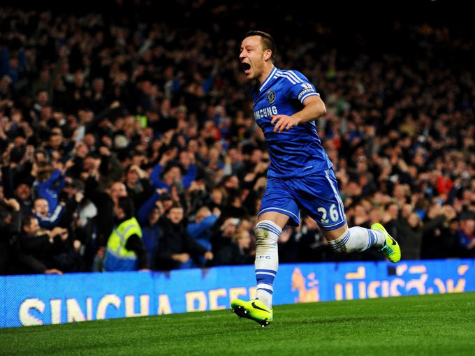 Happy Birthday to our Captain, Leader, Legend John Terry!