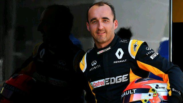 HAPPY BIRTHDAY Robert Kubica!!