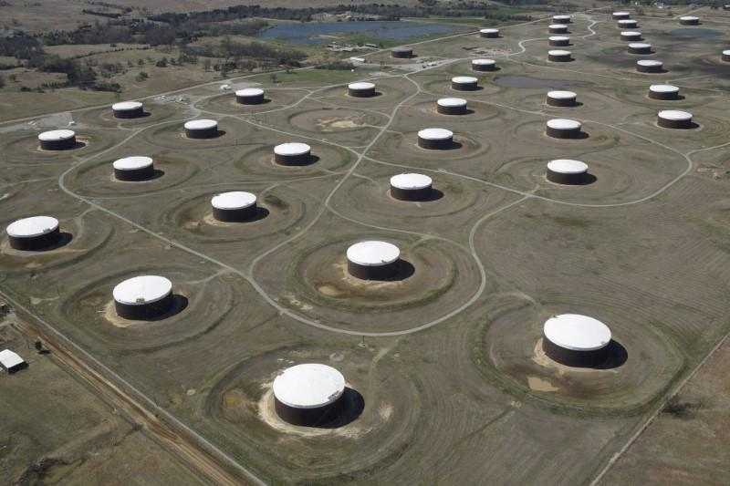 Oil prices stable as lower crude stocks counter soaring U.S. output