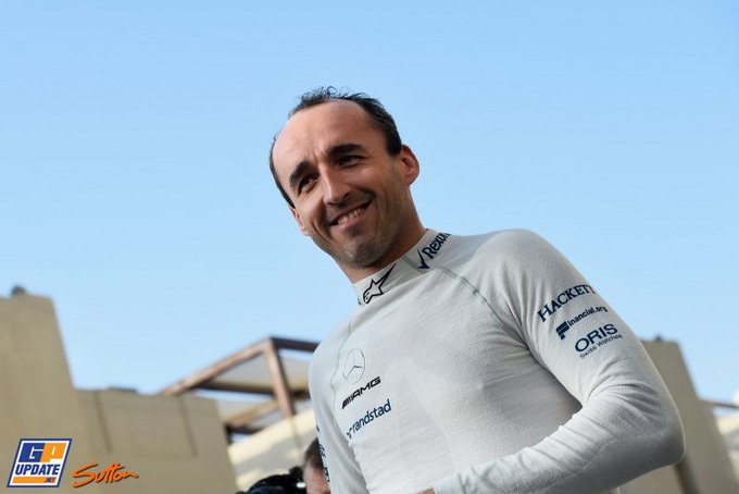 Happy Birthday to Robert Kubica, who turns 33!