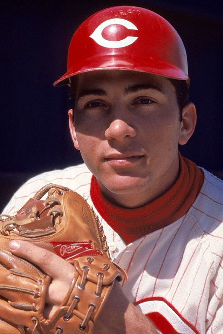 Happy Birthday! Johnny Bench