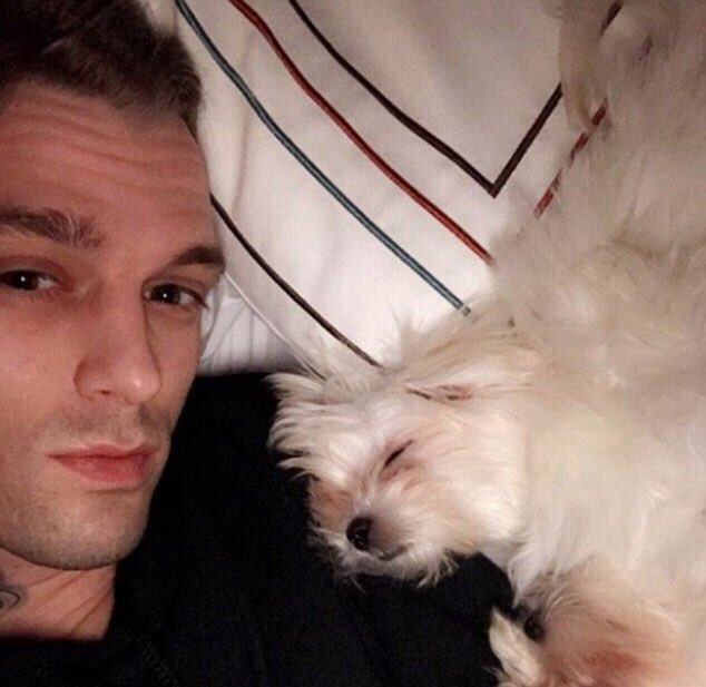 Aaron Carter happy birthday to a awesome guy