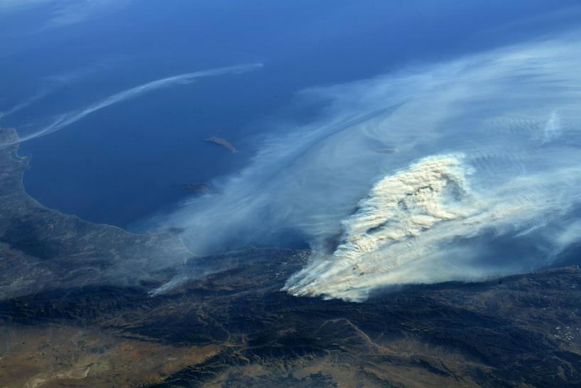 Winds whip up wildfires, forcing mass evacuations in California