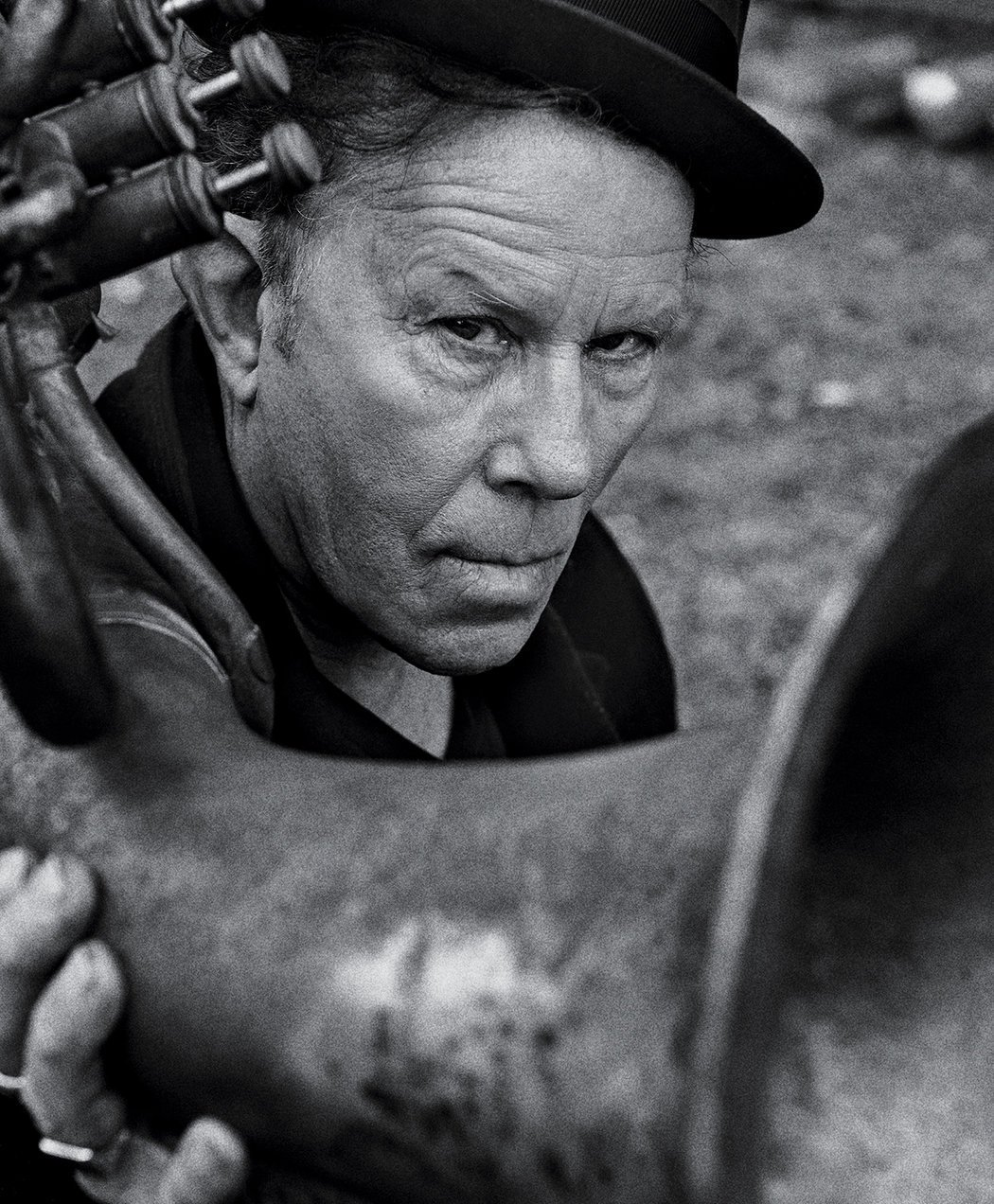 Happy birthday Tom Waits. You cool mfer.