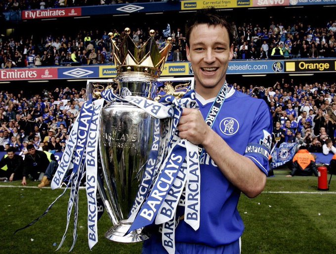 Happy birthday to John Terry.  Captain. Leader. Legend.