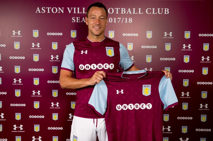 Happy birthday John Terry! UTV VTWD